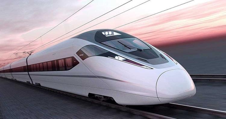 Beijing-Shanghai High-speed Railway