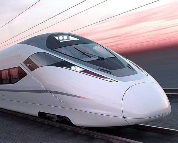 China's Most Profitable High-speed Rail