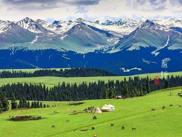 Top of China in Xinjiang_s