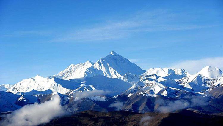Top Ten Peaks in China