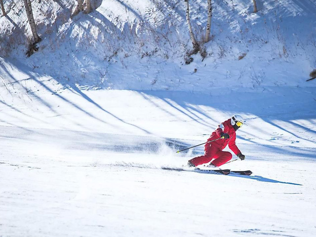 Top Ten Ski Resorts In China
