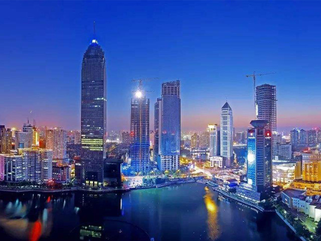 Top 10 Cities Population Ranking in China