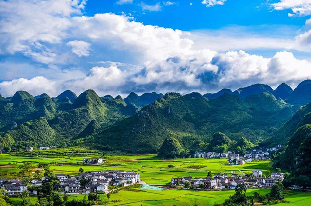 Top 10 Wonderland in China