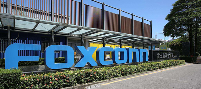 China's Top 10 High-tech Companies in 2020-Foxconn