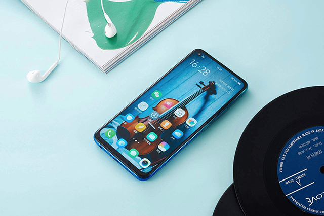 The 10 Best-selling Phones in China in 2019-vivo Z5x