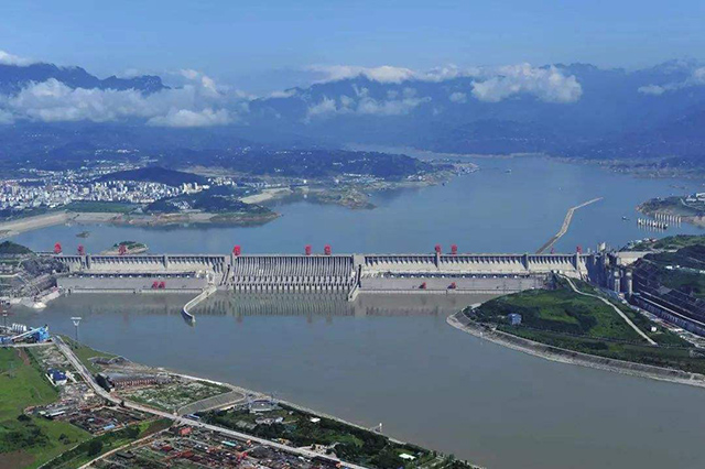 China's Top 10 Hydropower Stations-Three Gorges Hydropower Station