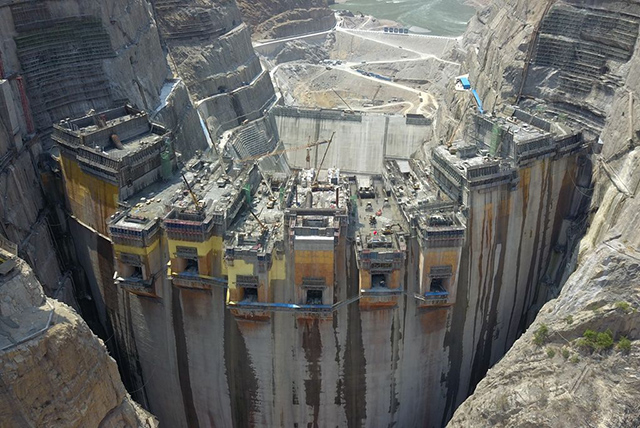 China's Top 10 Hydropower Stations-Udongde Hydropower Statio