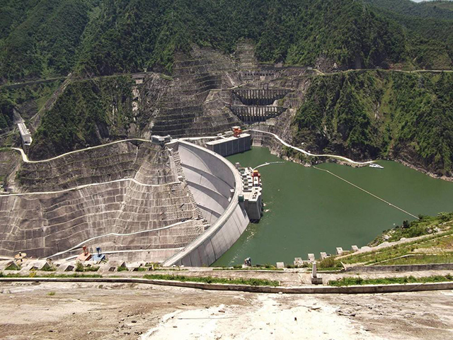 China's Top 10 Hydropower Stations-Xiaowan Hydropower Station