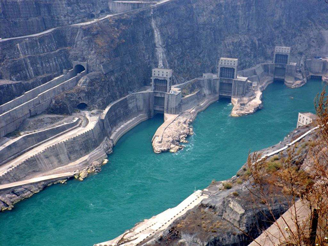 China's Top 10 Hydropower Stations-Xiluodu Hydropower Station