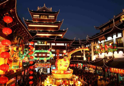 China's Top 10 Night Market Snack Street