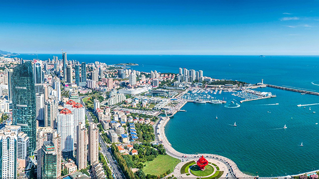 Top 10 Cities For Better Life in China-qingdao