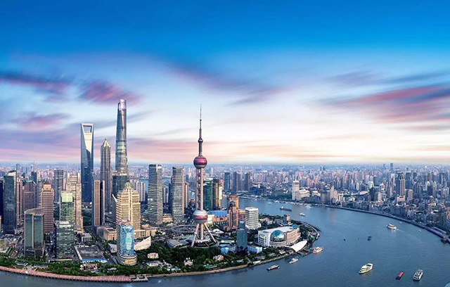Top 10 Cities For Better Life in China-shanghai