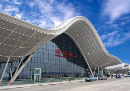 Top 10 Railway Stations in China