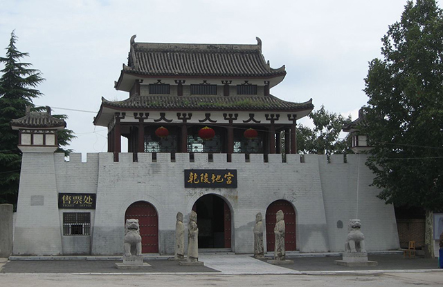Top 12 Classic Ancient Buildings in China-Qianling Museum