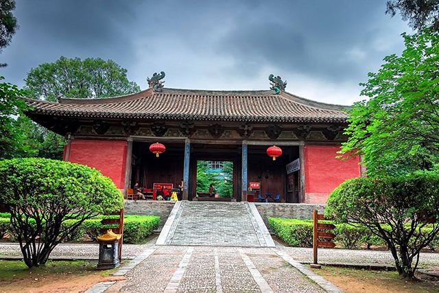 Top 12 Classic Ancient Buildings in China-Yongle Palace