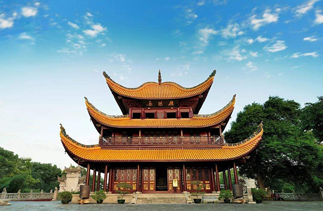 Top 12 Classic Ancient Buildings in China-Yueyang Tower