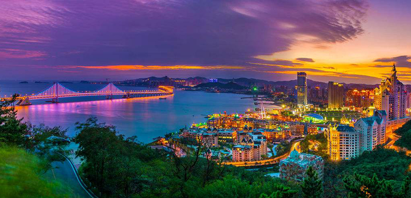 Chinese Romantic Seaside Cities For Summer Travel-dalian