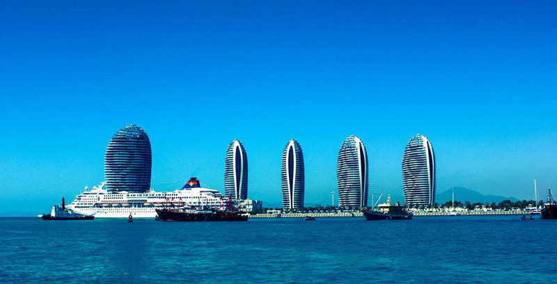 Chinese Romantic Seaside Cities For Summer Travel-sanya