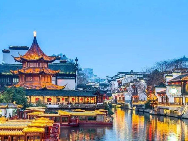 Ancient Capitals In Chinese History