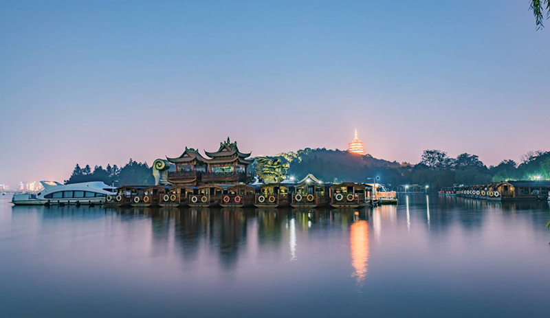 Ancient Capitals In Chinese History hangzhou