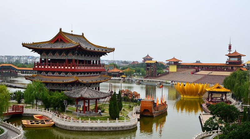 Ancient Capitals In Chinese History kaifeng