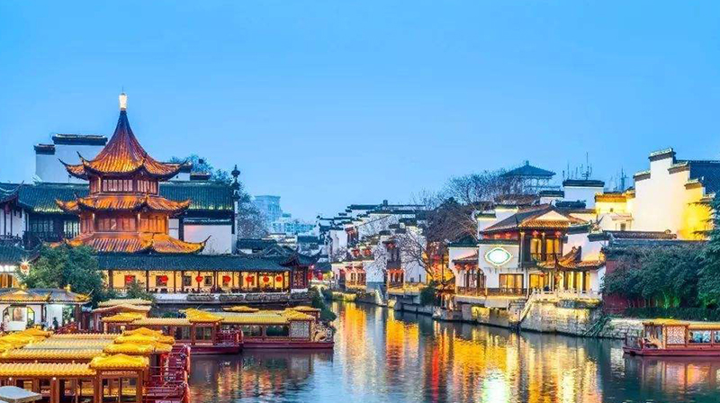 Ancient Capitals In Chinese History nanjing