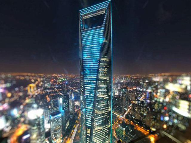Top 10 Tallest Buildings in china