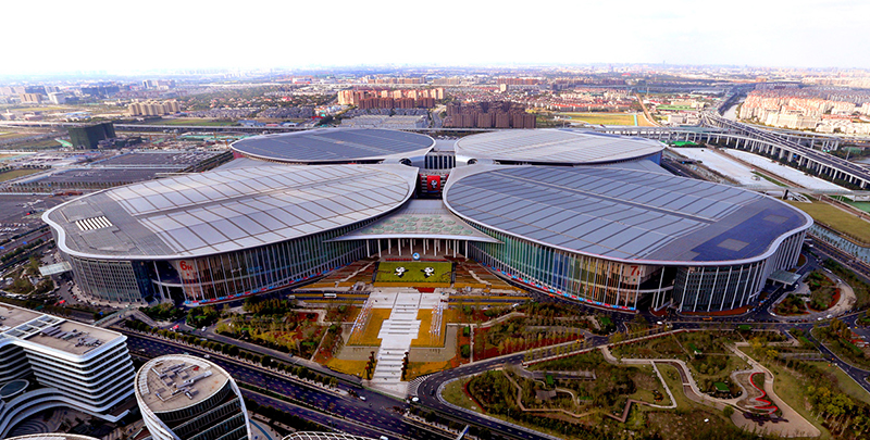 top10news in 2018 China International Import Expo