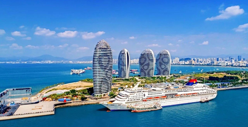 top10news in 2018 Hainan Free Trade Zone