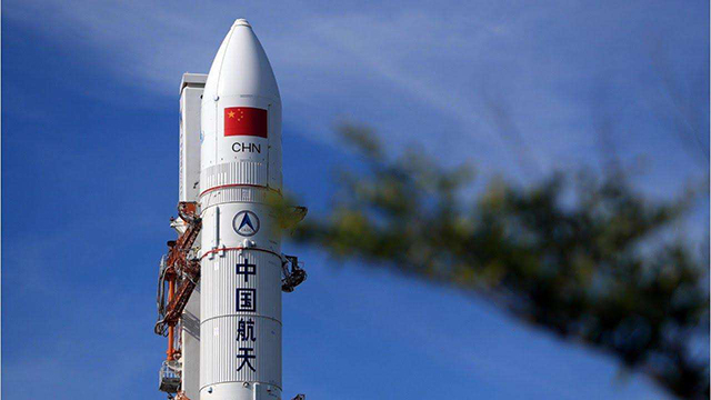 China Aerospace in 2018-China's space launch number jumped to the top