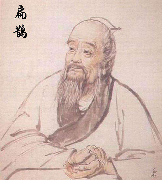 Famous Doctors in Ancient China bianque