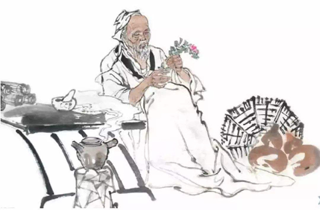 Famous Doctors in Ancient China huatuo