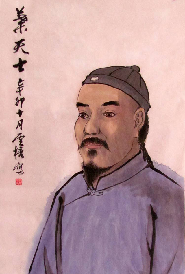 Famous Doctors in Ancient China yetianshi