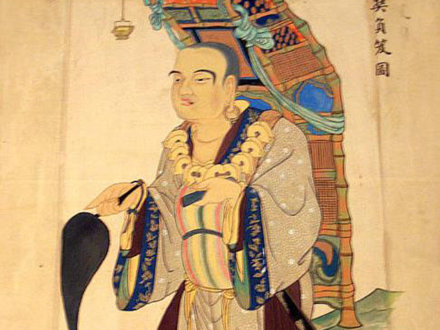 Famous Monks In Ancient China