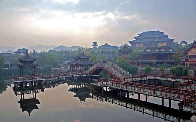 Film And Television Cities-Hengdian Film and Television City