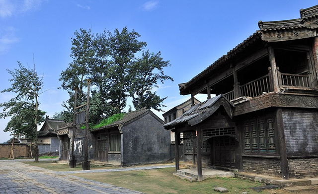 Film And Television Cities-North Putuo Film and Television City