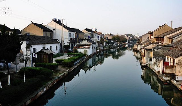 Film And Television Cities-Tongli Film and Television Base