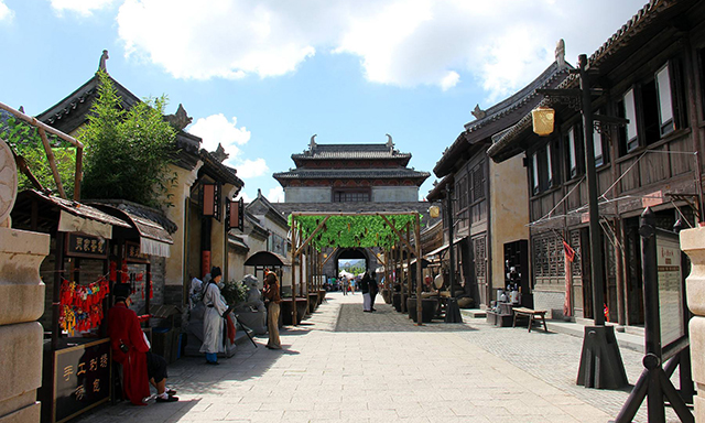 Film And Television Cities-Xiangshan Film and Television City