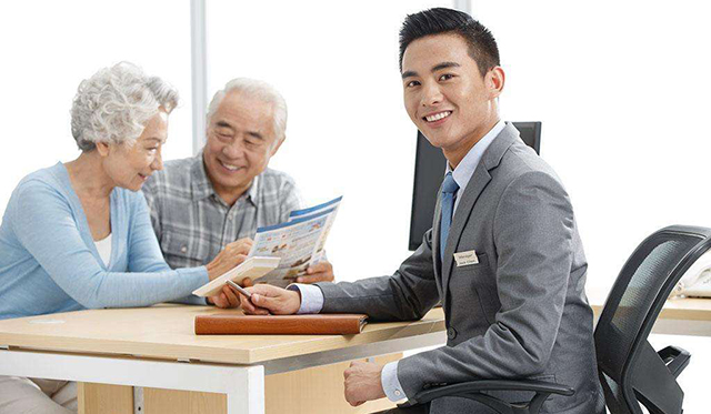 Highest Paid Jobs In China-Financial Advisor