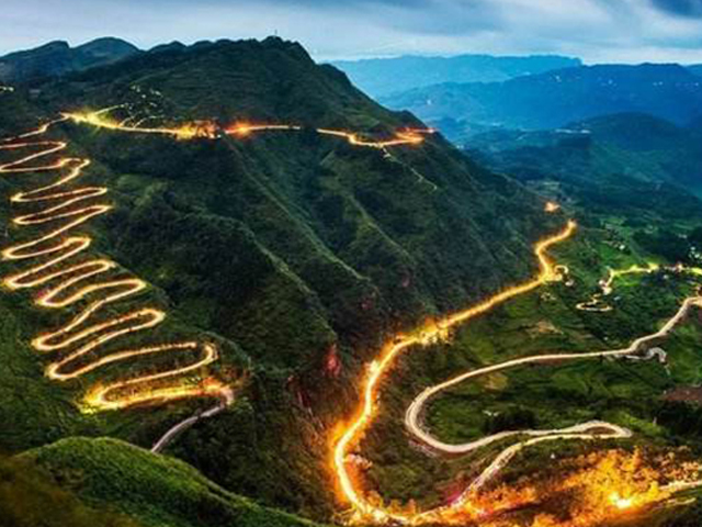 Most Dangerous Roads In China
