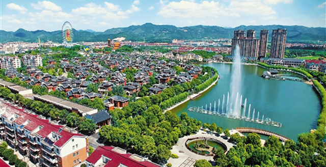 Most Famous Rich Villages In China Garden Village