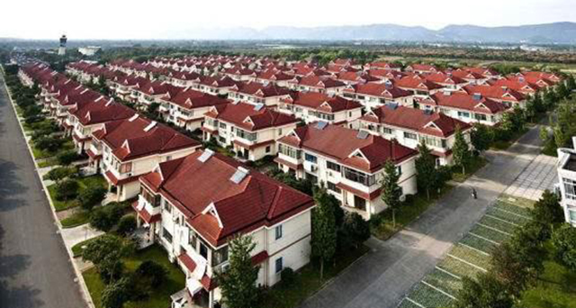 Most Famous Rich Villages In China Jinshun Village