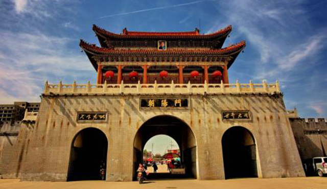 Most Famous Rich Villages In China Nanjie Village