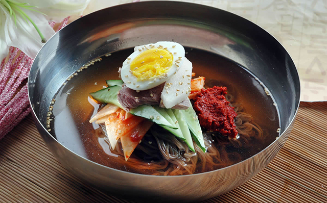 Top 10 Noodles In China-Jilin Yanji Cold Noodles