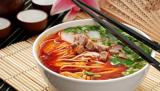 Top 10 Noodles In China-Lanzhou Beef Noodles