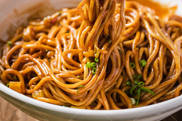 Top 10 Noodles In China-Wuhan Hot Dry Noodles