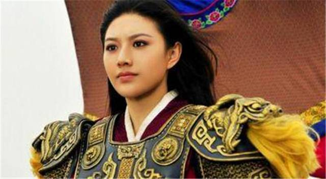 10 Female Generals In Ancient China-fuhao