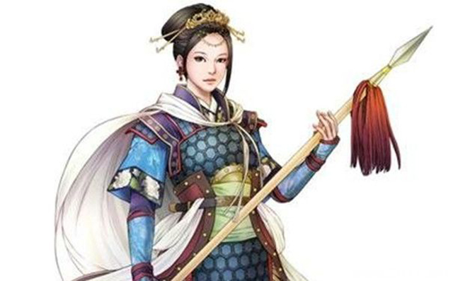 10 Female Generals In Ancient China-qinliangyu