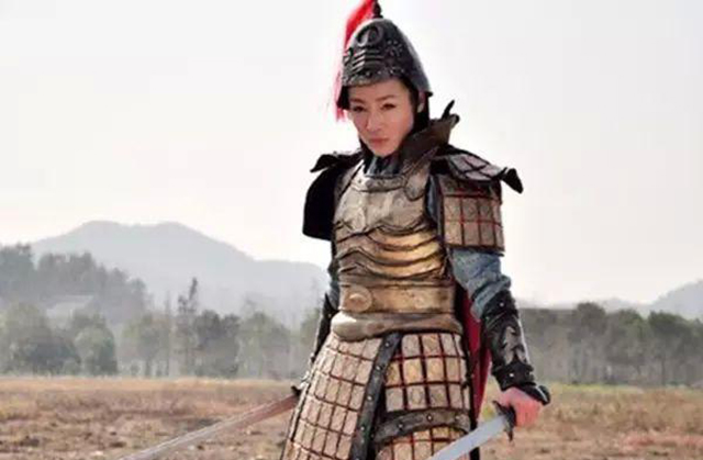 10 Female Generals In Ancient China-xunguan