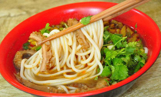 10 Local Specialties Breakfast In China-Changsha Rice Noodles